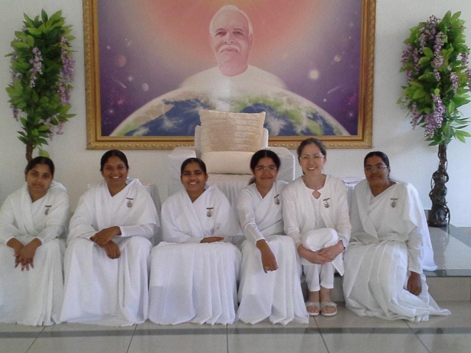 Week 1 - BK Meera at Hyderabad center