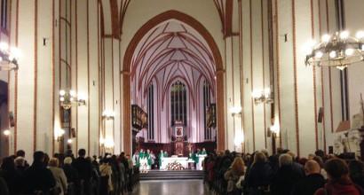 2015-11-15 Catholic Mass