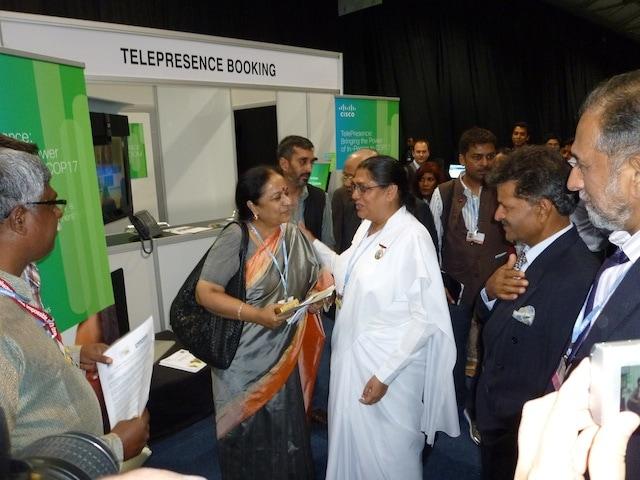 Pratibha_Ind Minister of Env_web