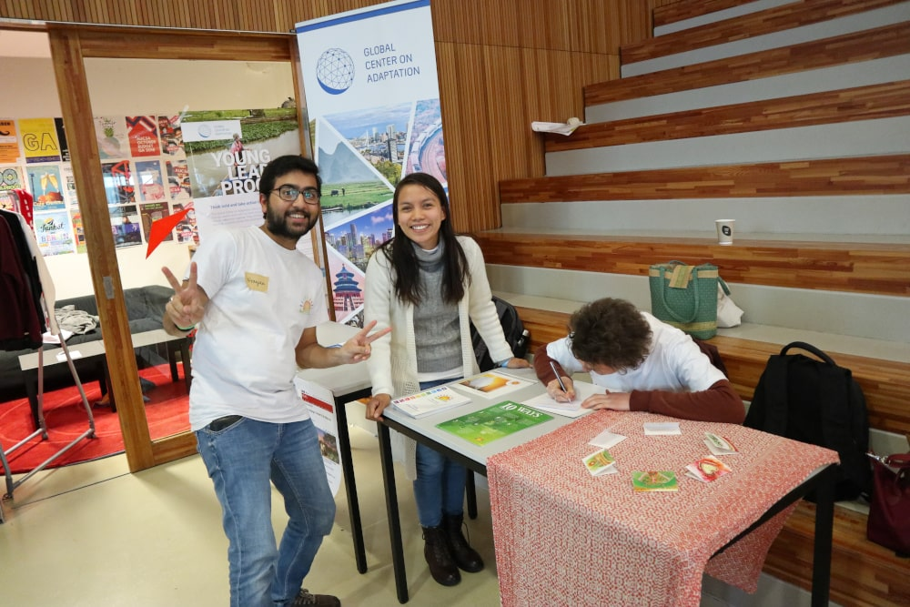 BKEI stand at the LCOY