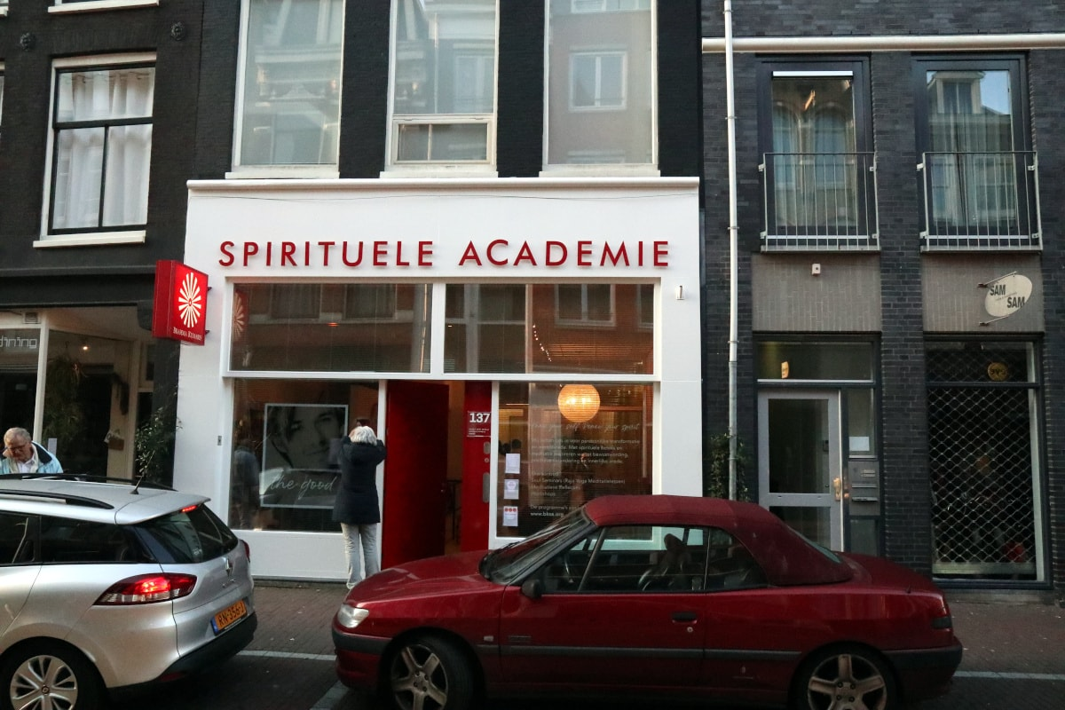 The Brahma Kumaris Centre in Amsterdam