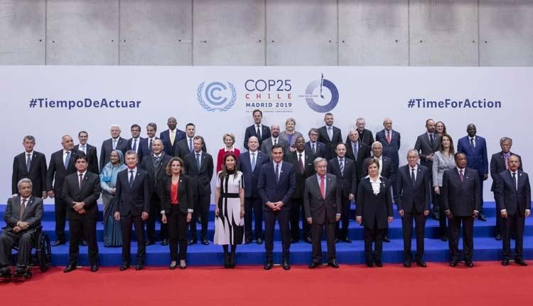 officiel opening COP 2.12