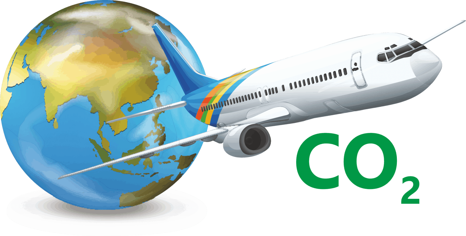 CO2 travel compensation